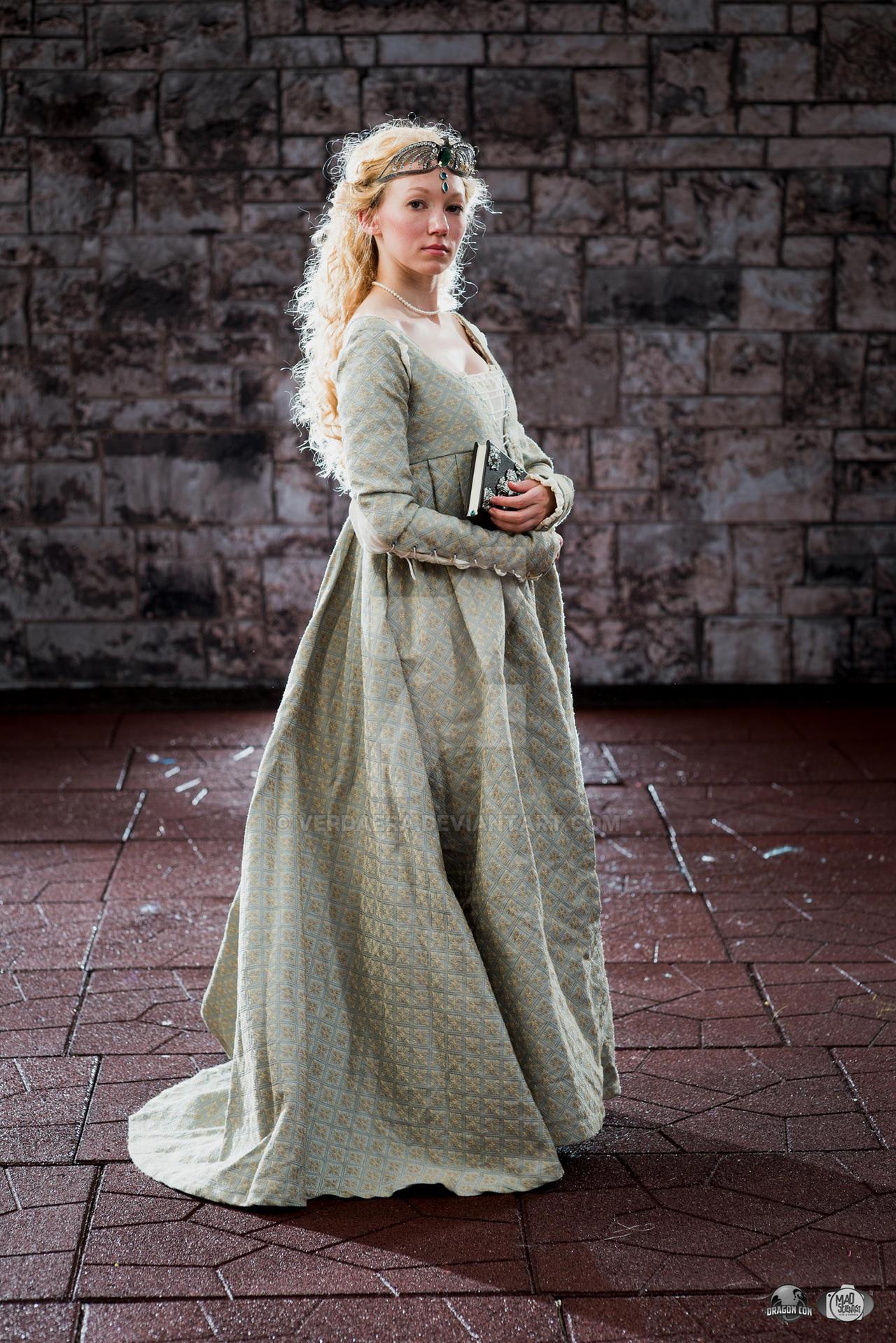 Rowena Ravenclaw by Verdaera