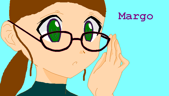 margo anime style by knuckshorosonamyluna on deviantart