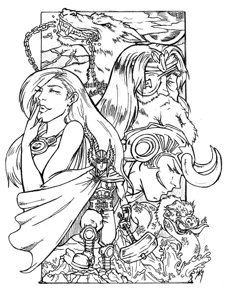 Part 14 / 8 - Page 2 Thor___Co__inked_by_Ginjirou