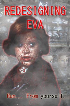 REDESIGNING EVA Mock Cover by KaijuX