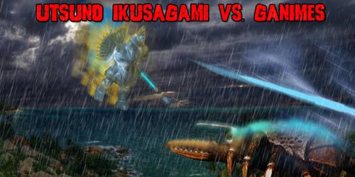 KWC - Utsuno Ikusagami vs. Ganimes