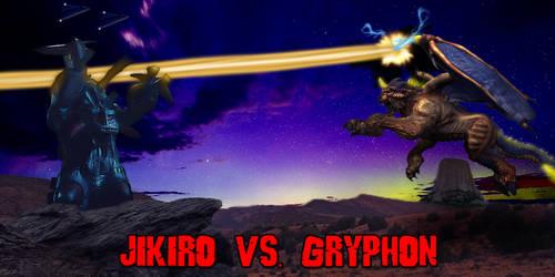 KWC - Jikiro vs. Gryphon