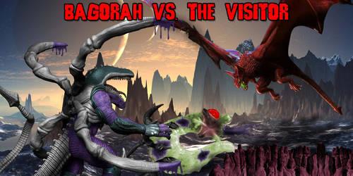 KWC - Bagorah vs. The Visitor