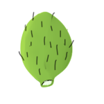 Cactus by Hellusination