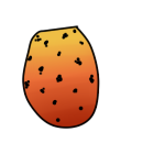 Prickly Pear Fruit by Hellusination