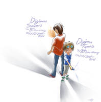 Milestones by digistardbz