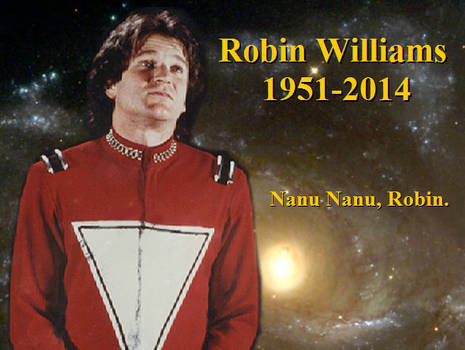 Robin Williams Tribute