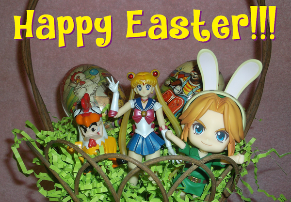 Happy Easter!!! by TheRockinStallion