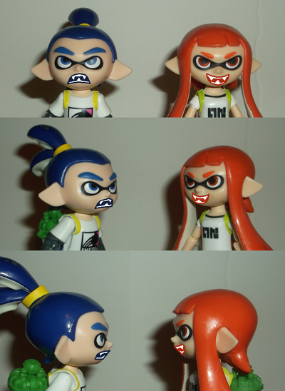 Inkling Mouth Study (Robot Chicken Style) by TheRockinStallion