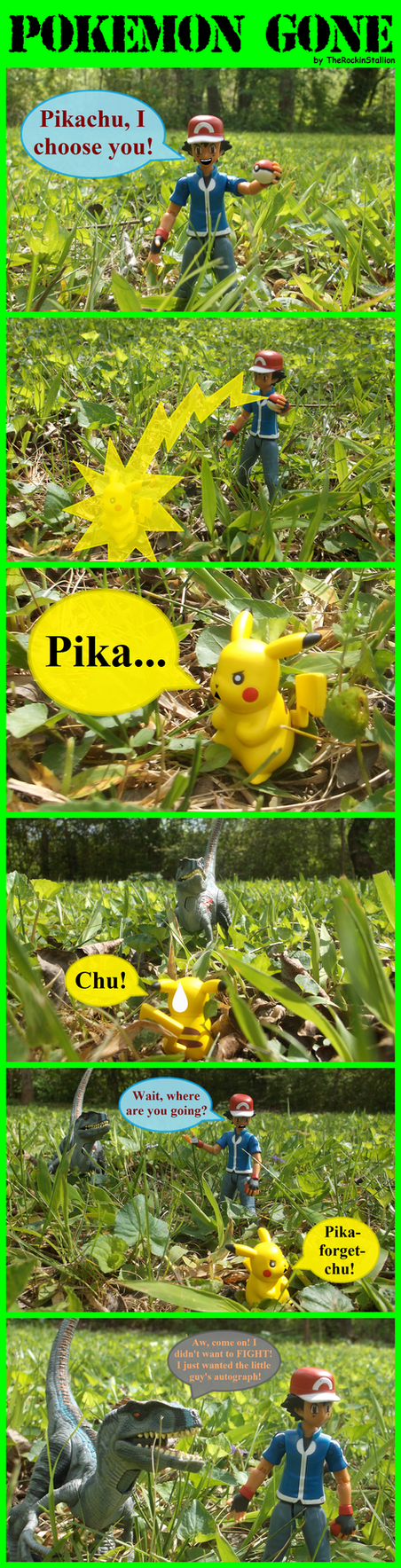 Pokemon Gone by TheRockinStallion
