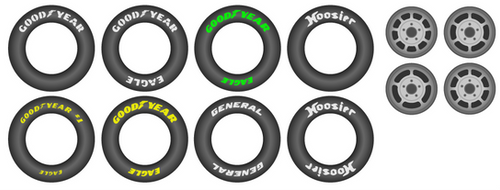 Wheel and Tire Pack