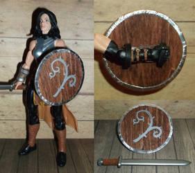 Fjori Silverthorn's Shield