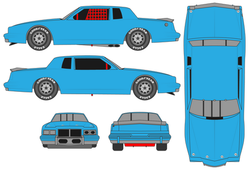 1981-1985 Pontiac Grand Prix