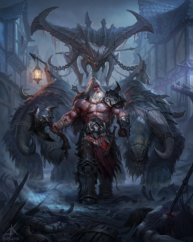 New Evil by Kuzinskiy