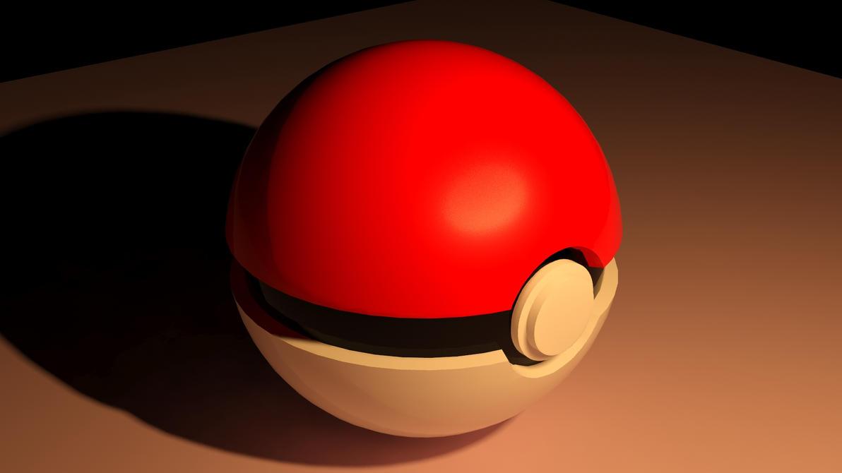 Poke Ball by ModyTheOne