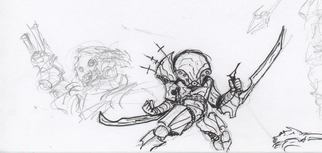 Vurian Assassin by HJTHX1138