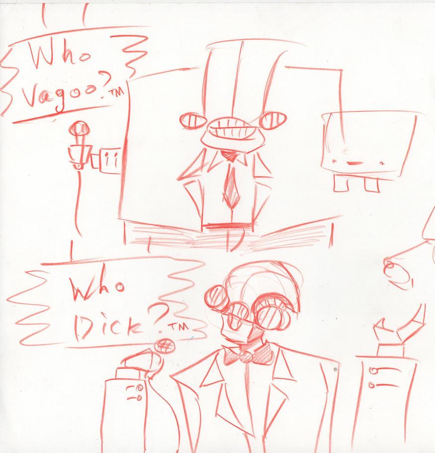 Who Dick/Vagoo? by HJTHX1138