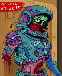 Out of The Airlock by HJTHX1138