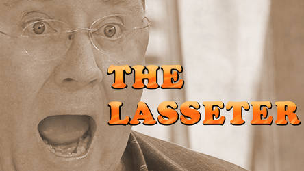 The Lasseter by HJTHX1138