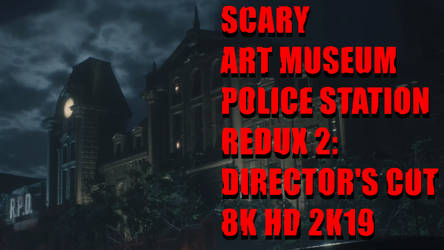 SCARY ART MUSEUM POLICE STATION REDUX 2 by HJTHX1138