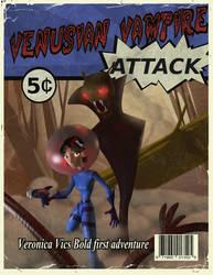 Venusian Vampire Attack