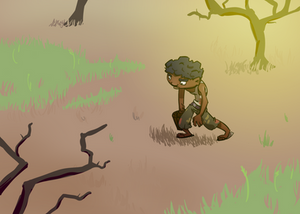 Walking For Water - Fiverr Commission
