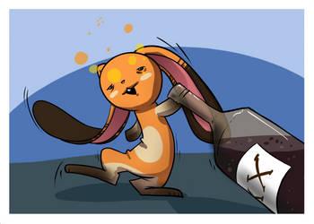 Drunken Bunny!