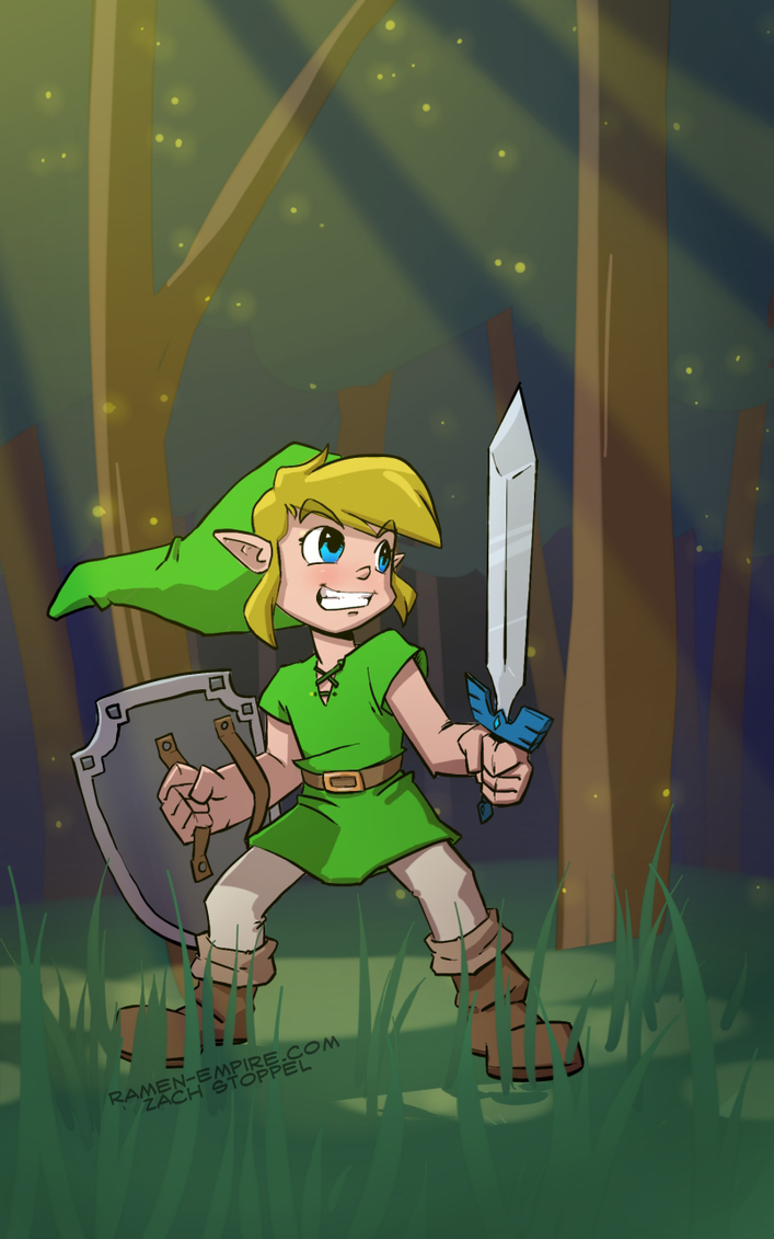 Link by etchant