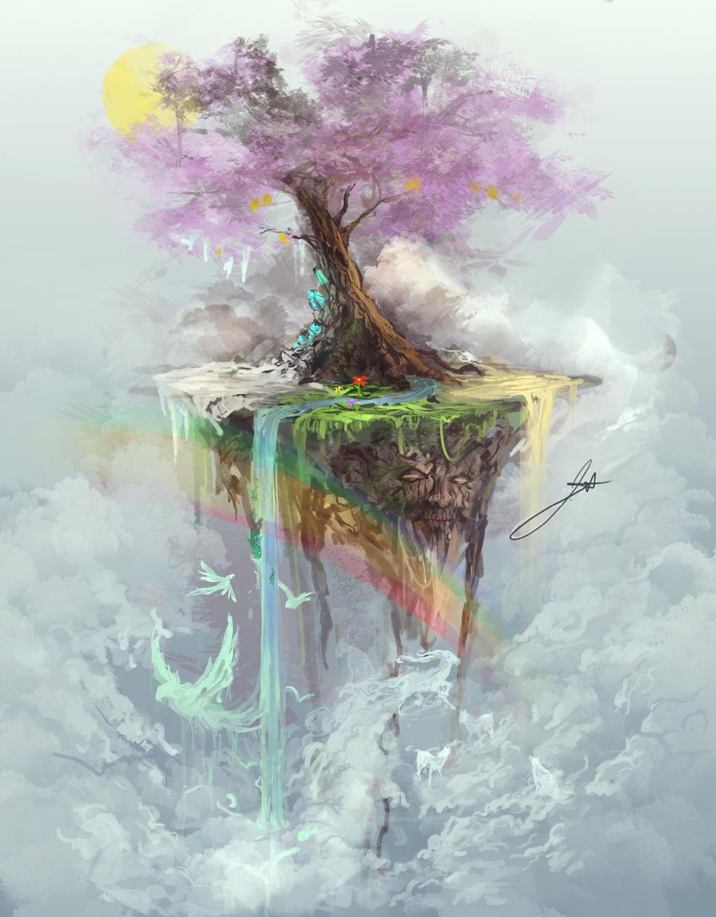 Tree of Life by JasonTN