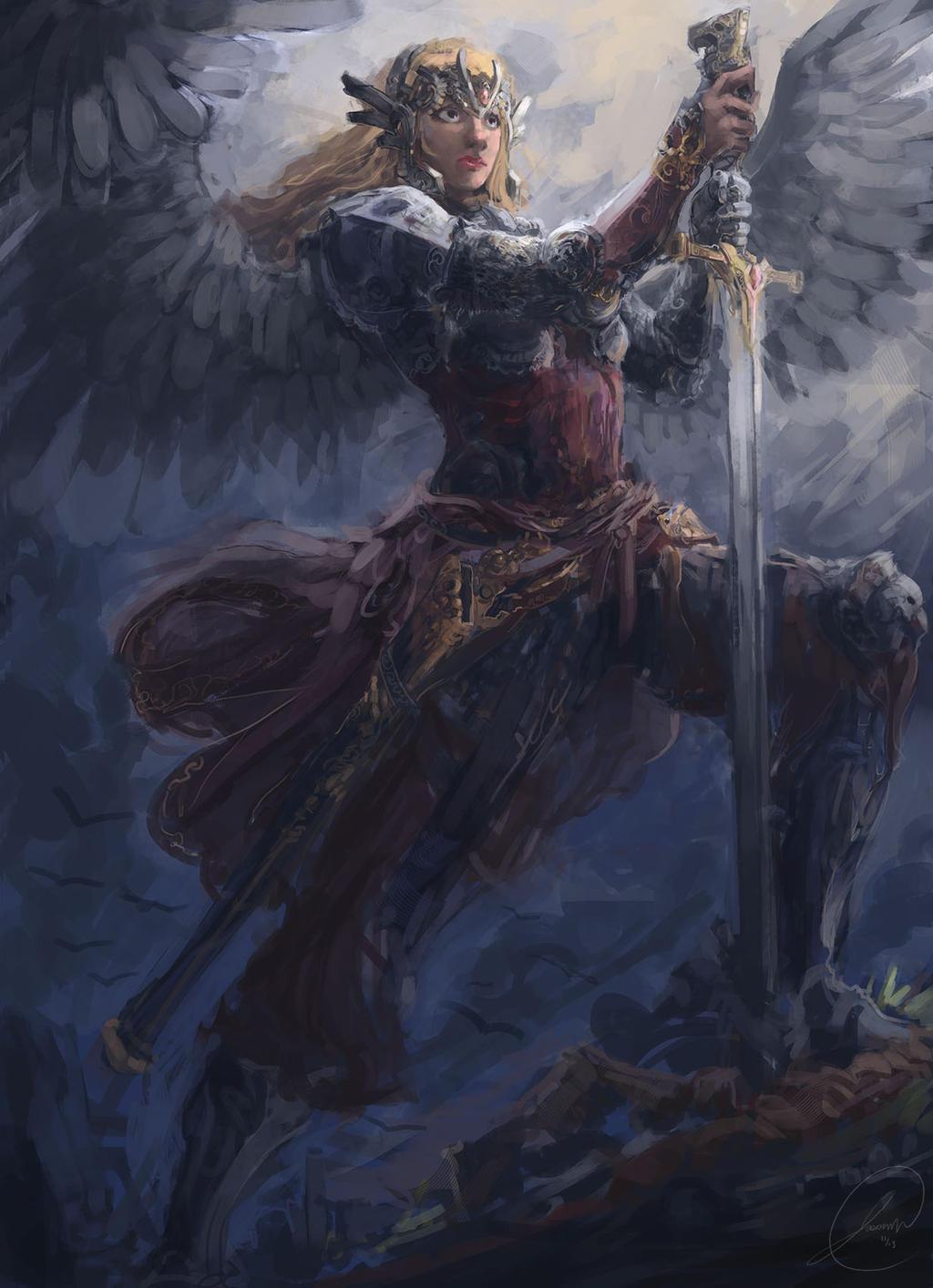 iron valkyrie by jasontn on deviantart