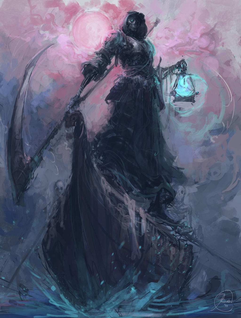 Death by JasonTN