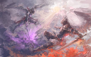 Battle of Angels by JasonTN