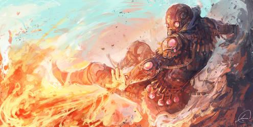 Pyromancer by JasonTN