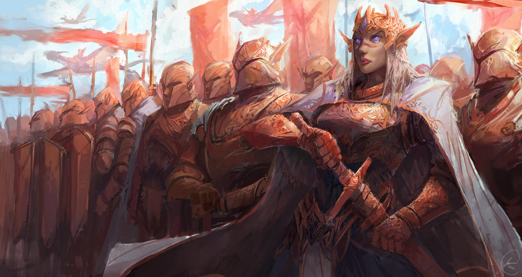 Elven Army