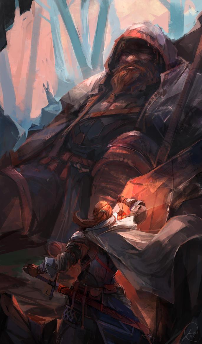 Sleeping Giant by JasonTN