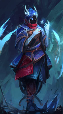 Ice Mage Concept