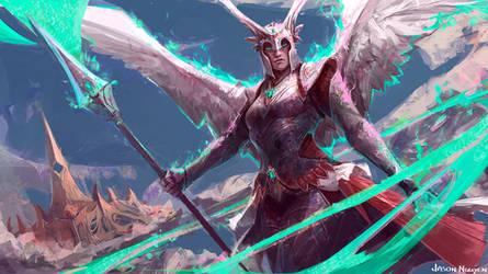 Angel Guard by JasonTN