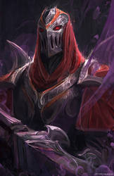 Zed Fanart by JasonTN