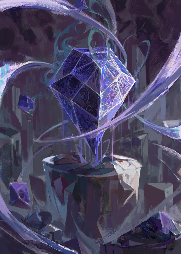 Stone Bound Saga Art 2 by JasonTN