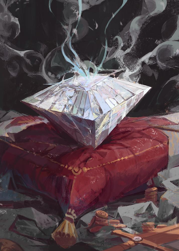 Stone Bound Saga Art 3 by JasonTN