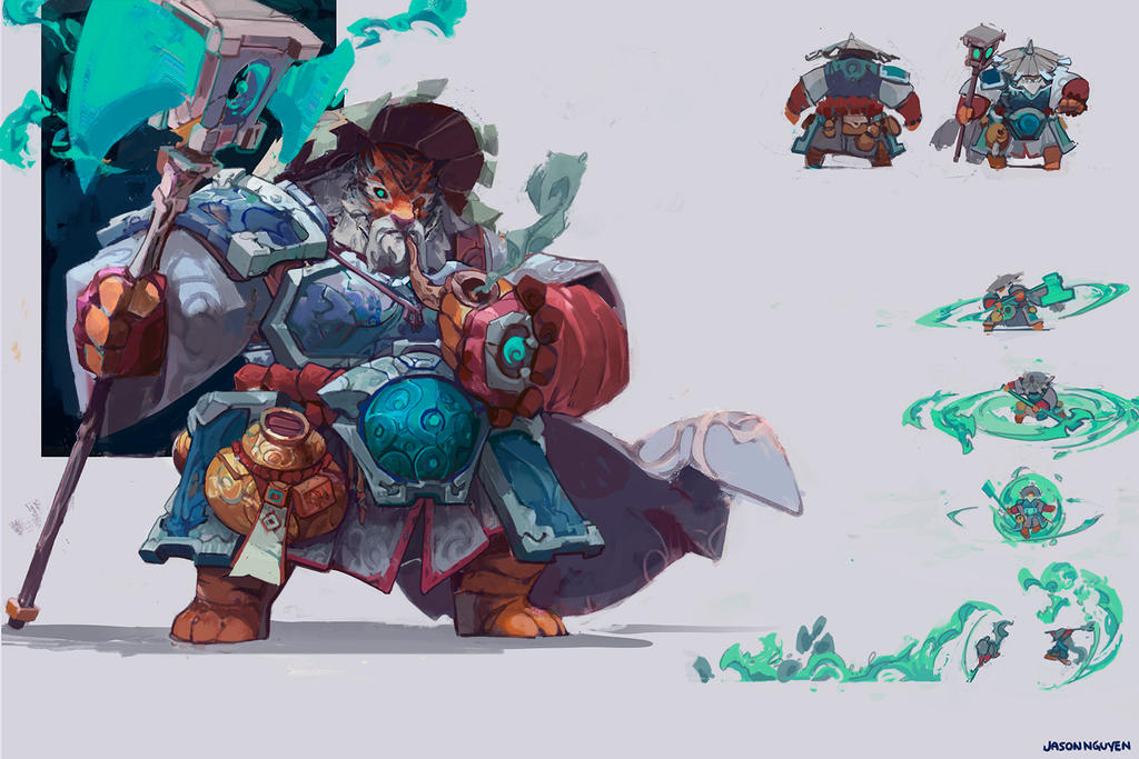 Battle Mage by JasonTN