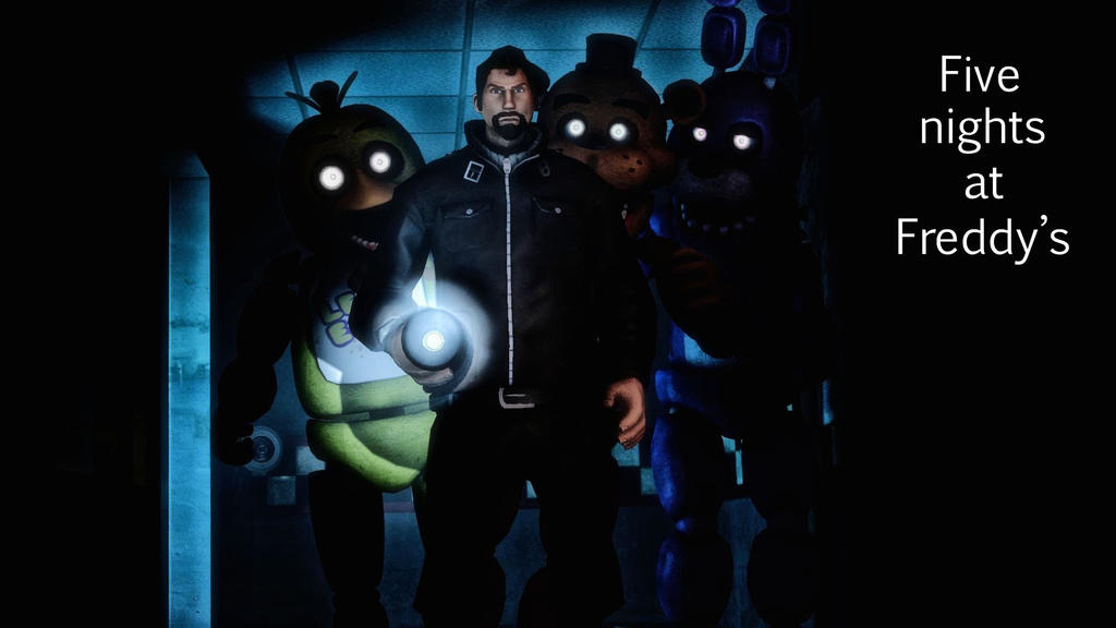 five nights at freddy s film by logtut on deviantart