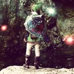 Legend of Zelda: Link Cosplay