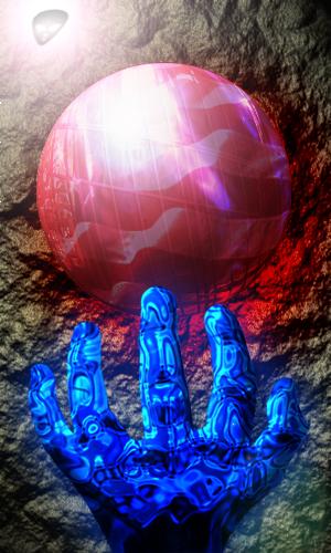 Alien Orb by BaranOrnarli