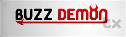 Buzz Demon Logo by BaranOrnarli
