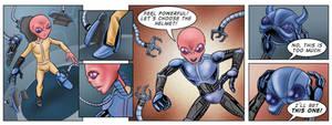 Ion Worm comic strip #3