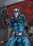 Cobra Commander by rodstella