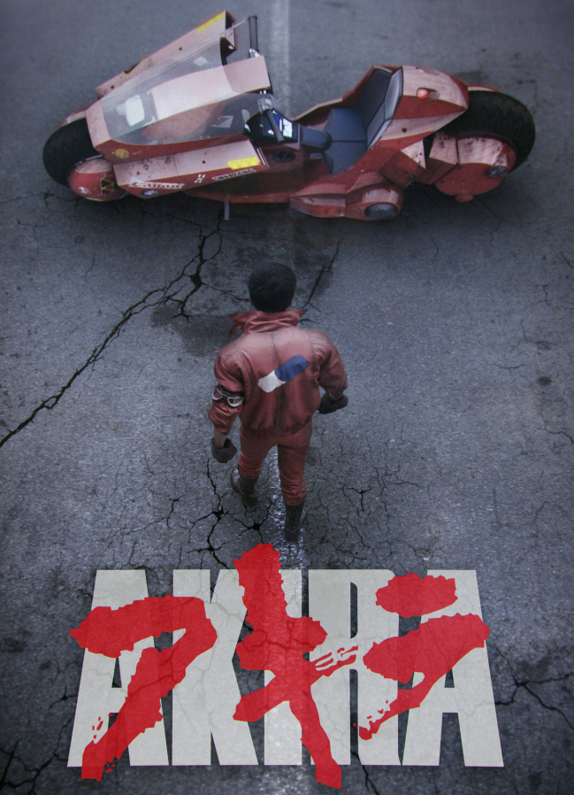 Akira - Live Action Poster by whitetiger76