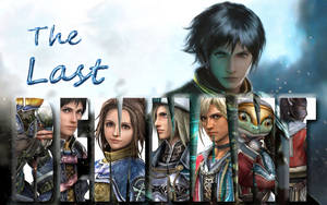 The Last Remnant Blue by Coley-sXe