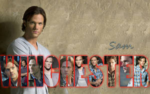 Sam Winchester by Coley-sXe